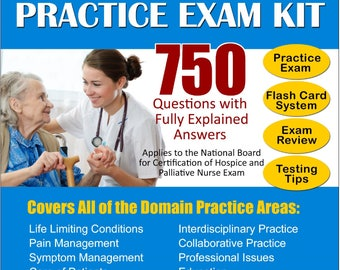 CHPN Practice Exam kit 500  2017  + 750 2018 PDF