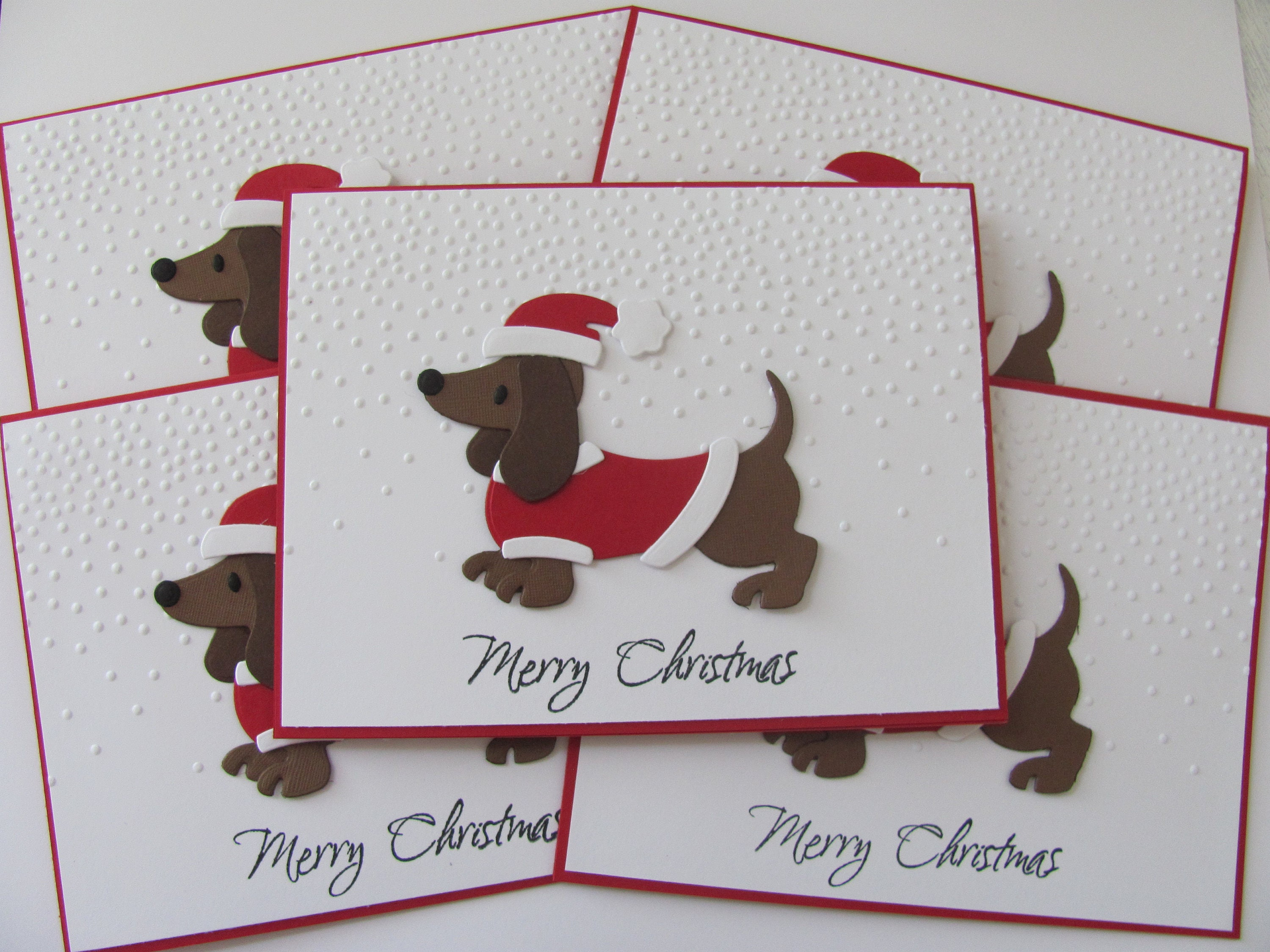 Dachshund christmas cards dog christmas cards dachshund zoom kristyandbryce Image collections