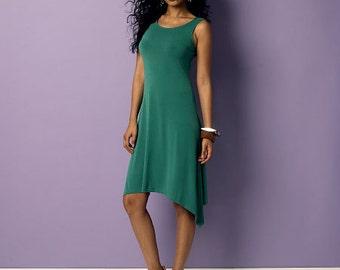 Butterick Sewing Pattern B6050 Misses'/Misses' Petite Twist-Back Dresses