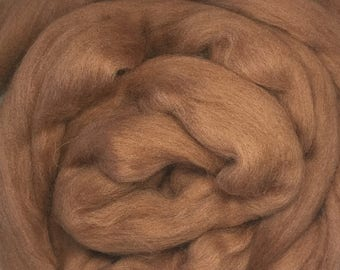 Merino Wool Roving - Sweet Roll - 1 oz.