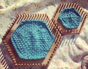 Sale! CraftSanity™ Hexagon 2-Loom Set