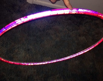 Night and Day Cotton Candi UV Reflective Hoop