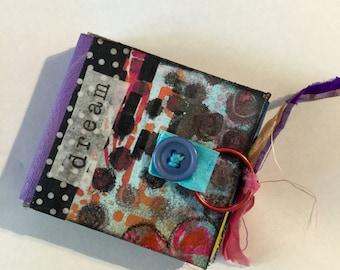 Mini Junque Journal