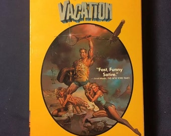 National Lampoons Vacation VHS Movie 1986 release comedy
