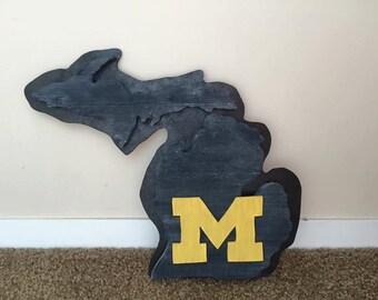 FREE SHIP U of M Michigan