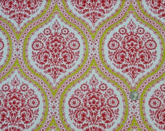 Swirly Girls Large Pattern - Fabric By The Half Yard 18 inches x 44 inches