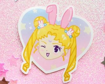 Cute Magical Usagi Tsukino Sailor Moon – Sticker