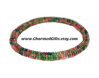 Roll On Bracelet - Watermelon