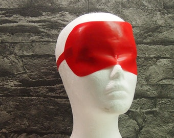 Latex Blindfold
