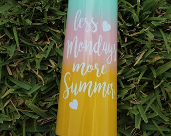 More Summer Stainless Steel Water Bottle