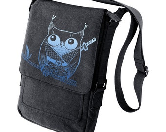 Ninja Owl Military Style iPad Bag