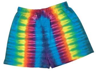 Tie Dye Boxer -Stripes
