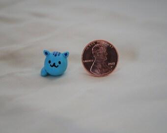 Miniature Blue Cat
