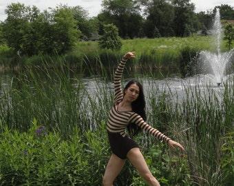Passe Style - ballet leotard by Yukitard