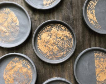 Lunar Jewelry Dishes