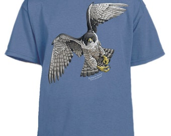 Peregrine Falcon youth t-shirt