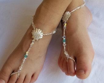 Foot jewelry Etsy