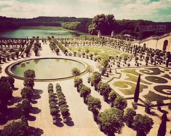 Versailles - Paris decor, travel photography, French landscape, France photo, Paris artwork, art print