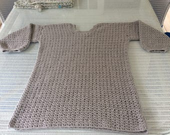 Hand made sweater