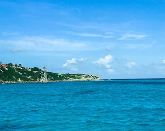 Mexican Shoreline, Ocean Photography, Beach Photography, Landscape Photography, Travel Photography, Beach Landscape, Mexico Landscape