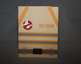 Greeting Dude: Ghostbusters Gals - Card