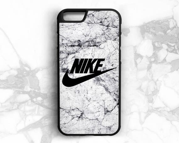 coque iphone 8 nike marbre