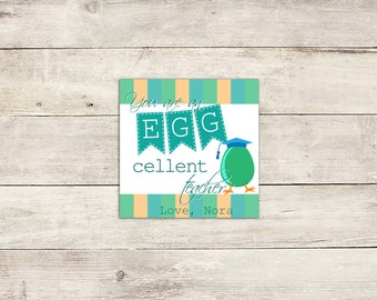 Items similar to hoppy easter tags happy easter tags easter gift related to this item negle Images