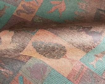 Wildlife Safari Upholstery Fabric