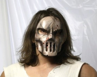 Teenage Mutant Ninja Turtles - Casey Jones Mask scarred