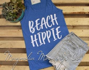 Beach Hippie Tank Top