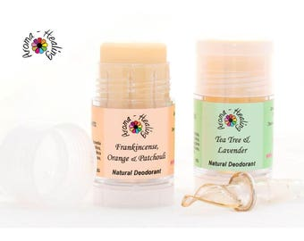 Natural Deodorant That Works! - Stick Deodorant - Deodorant Cream - Organic Deodorant