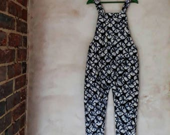 Tie Dye Dungarees, romper,boys dungarees,toddler dungarees , girls dungarees , baby clothes , boho kids clothes, hipster baby, Scandi style,
