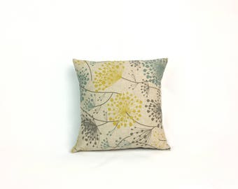 Floral Pillow Cover - Daisy Pillow Covers - Premier Prints Irish Daisy Throw Pillow - Floral Pillow Cases