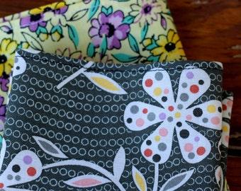 Mens Pocket Square - your choice of pattern - custom cotton handkerchief - wedding hanky - suit accessories - groom groomsmen pocket squares