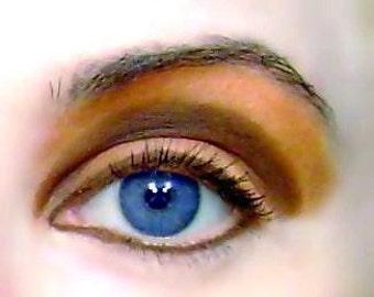Mineral Makeup Eye Shadow  Eyeliner Eyeshadow Large Peach Mamba Matte