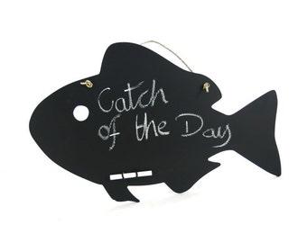 Tropical Fish Chalkboard