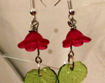 Summer Flower Earrings