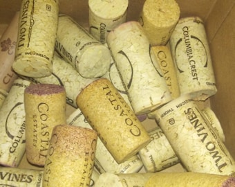 250 recycled wine corks