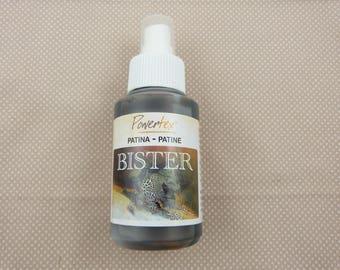 """Bister"" powertex patina spray"