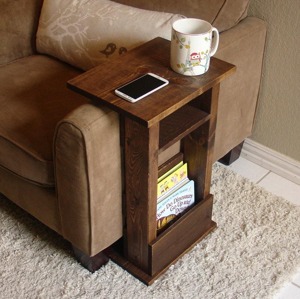 Sofa Chair Armrest Tray