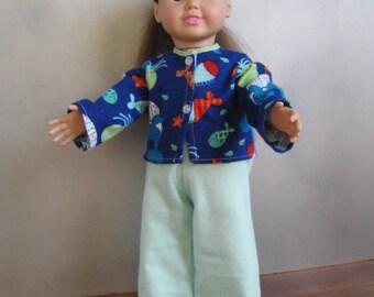 Nightwear, American Girl, 18 inch doll clothes