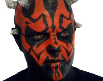 Darth Maul Horns Set of 10 Star Wars Cosplay