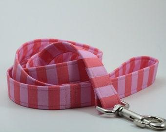 Dog Leash, Fabric Dog Leash, Custom Dog Leash, 3 Foot Dog Leash, 4 Foot Dog Leash, 5 Foot Dog Leash, 6 Foot Dog Leash, Matching Dog Leash