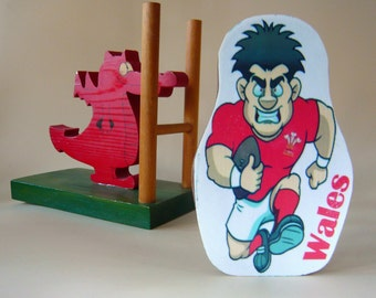 rugby wedding cake toppers uk rugby cake topper etsy 19469