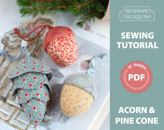 PDF Christmas Sewing Pattern Christmas Pattern Sewing