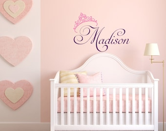 Perfect Princess Wall Decor | Etsy