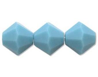 Swarovski Bicone Turquoise 4mm