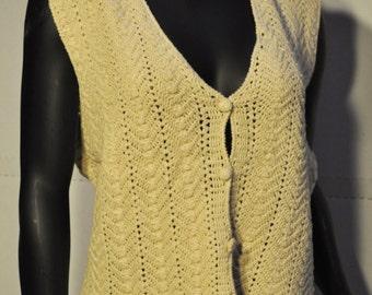 Women's Vintage Vest