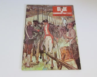 Rare GI Joe Command Post Yearbook 1967, Vintage GI  Joe Command Post Yearbook, gi joe Memorabilia, GI Joe Collectible Items
