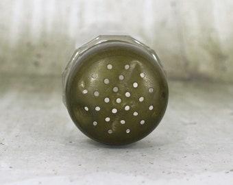 Vintage salt or pepper shaker